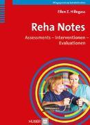 Cover-Bild zu Reha Notes von Hillegass, Ellen Z.
