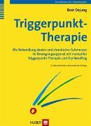 Cover-Bild zu Triggerpunkt-Therapie von Dejung, Beat