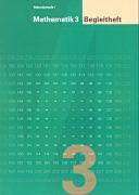 Cover-Bild zu Mathematik 3. Begleitheft von Keller, Franz
