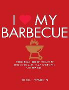 Cover-Bild zu I Love My Barbecue (eBook) von Walden, Hilaire