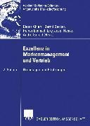 Cover-Bild zu Exzellenz in Markenmanagement und Vertrieb (eBook) von Evanschitzky, Heiner (Hrsg.)