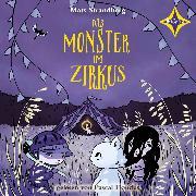 Cover-Bild zu Das Monster im Zirkus (Audio Download) von Strandberg, Mats