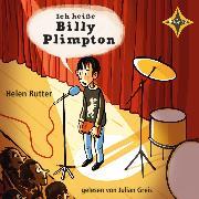 Cover-Bild zu Ich heiße Billy Plimpton (Audio Download) von Rutter, Helen