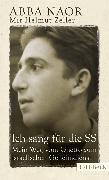 Cover-Bild zu Ich sang für die SS (eBook) von Zeller, Helmut