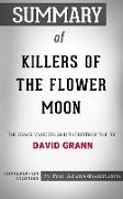 Cover-Bild zu Summary of Killers of the Flower Moon (eBook) von Adams, Paul