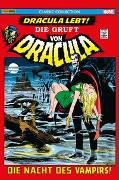 Cover-Bild zu Dracula Classic Collection von Wolfman, Marv