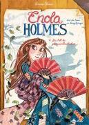 Cover-Bild zu Blasco, Serena: Enola Holmes (Comic). Band 4