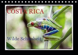 Cover-Bild zu Costa Rica - Wilde Schönheit (Tischkalender 2021 DIN A5 quer) von Adams, Heribert