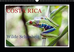 Cover-Bild zu Costa Rica - Wilde Schönheit (Wandkalender 2021 DIN A3 quer) von Adams, Heribert