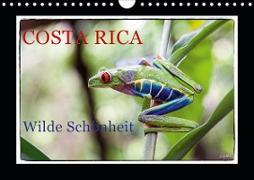Cover-Bild zu Costa Rica - Wilde Schönheit (Wandkalender 2021 DIN A4 quer) von Adams, Heribert