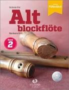 Cover-Bild zu Ertl, Barbara (Komponist): Schule für Altblockflöte 2 (mit Audio-Download)
