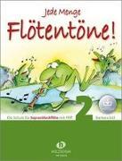 Cover-Bild zu Ertl, Barbara (Komponist): Jede Menge Flötentöne! 2 (mit Audio-Download)
