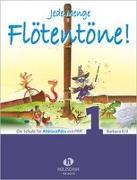 Cover-Bild zu Ertl, Barbara (Komponist): Jede Menge Flötentöne 1 (mit 2 CDs)