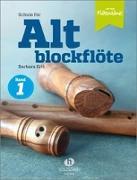 Cover-Bild zu Ertl, Barbara (Komponist): Schule für Altblockflöte 1