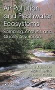 Cover-Bild zu Air Pollution and Freshwater Ecosystems (eBook) von Sullivan, Timothy J
