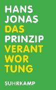 Cover-Bild zu Das Prinzip Verantwortung von Jonas, Hans