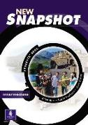 Cover-Bild zu Intermediate: New Snapshot Intermediate Students' Book - New Snapshot von Abbs, Brian