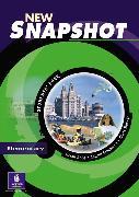 Cover-Bild zu Elementary: New Snapshot Elementary Students' Book - New Snapshot von Abbs, Brian