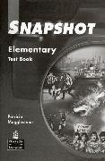Cover-Bild zu Elementary: Snapshot Elementary Tests - Snapshot von Mugglestone, Patricia
