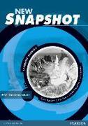 Cover-Bild zu Pre-Intermediate: New Snapshot Pre-intermediate Language Booster - New Snapshot von Abbs, Brian