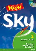 Cover-Bild zu Level 2: New Sky Level 2 Students' Book - New Sky. New Edition von Abbs, Brian