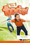 Cover-Bild zu Today! Level 1 Student's Book w/ MyEnglishLab von Todd, David