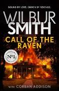 Cover-Bild zu Call of the Raven (eBook) von Smith, Wilbur