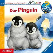 Cover-Bild zu Wieso? Weshalb? Warum? junior. Der Pinguin (Audio Download) von Prusse, Daniela