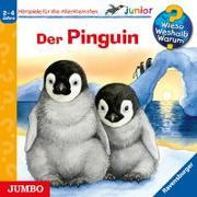 Cover-Bild zu Der Pinguin von Prusse, Daniela
