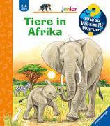 Cover-Bild zu Wieso? Weshalb? Warum? junior: Tiere in Afrika (Band 50) von Prusse, Daniela
