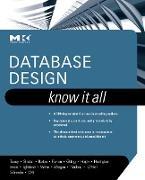 Cover-Bild zu Teorey, Toby J.: Database Design: Know It All (eBook)