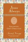 Cover-Bild zu Following God's Direction (eBook) von Young, Sarah