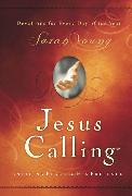 Cover-Bild zu Jesus Calling, Padded Hardcover, with Scripture references von Young, Sarah