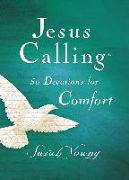 Cover-Bild zu Jesus Calling, 50 Devotions for Comfort, with Scripture references (eBook) von Young, Sarah