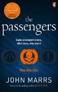 Cover-Bild zu Marrs, John: The Passengers (eBook)