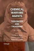 Cover-Bild zu Marrs, Timothy T. (Hrsg.): Chemical Warfare Agents