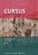 Cover-Bild zu Cursus A Neu. Arbeitsheft 3 von Hotz, Michael (Hrsg.)