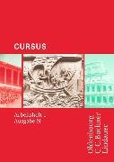 Cover-Bild zu Cursus 1. Ausgabe N. Arbeitsheft von Boberg, Britta