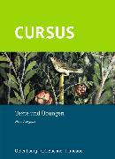 Cover-Bild zu Cursus - Neue Ausgabe. Texte und Übungen von Boberg, Britta