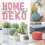 Cover-Bild zu Ulmer, Babette: Home-Deko stricken & häkeln