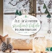 Cover-Bild zu Ulmer, Babette: Alles für Weihnachten stricken & häkeln