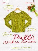 Cover-Bild zu Ulmer, Babette: Pullis stricken lernen (eBook)