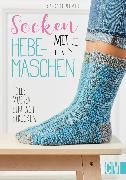 Cover-Bild zu Ulmer, Babette: Socken mit Hebemaschen (eBook)