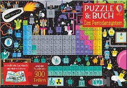 Cover-Bild zu MINT - Wissen gewinnt! Puzzle und Buch: Das Periodensystem von Smith, Sam