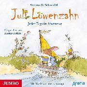 Cover-Bild zu Schmachtl, Andreas H.: Juli Löwenzahn. Jeder Tag ein Abenteuer (Audio Download)