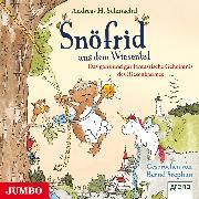 Cover-Bild zu Schmachtl, Andreas H.: Snöfrid aus dem Wiesental. Das ganz und gar fantastische Geheimnis des Riesenbaumes (Audio Download)