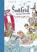 Cover-Bild zu Schmachtl, Andreas H.: Snöfrid aus dem Wiesental (2). Die ganz und gar abenteuerliche Reise zu den Nebelinseln (eBook)