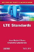 Cover-Bild zu Rémy, Jean-Gabriel: LTE Standards (eBook)