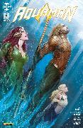 Cover-Bild zu Aquaman - Bd. 6 (2. Serie): Die Krone muss fallen (eBook) von Abnett, Dan