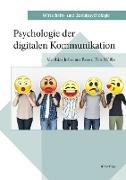 Cover-Bild zu Bauer, Matthias Johannes: Psychologie der digitalen Kommunikation (eBook)